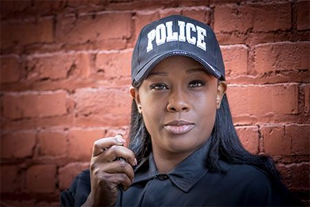 Law Enforcement Women In Law Enforcement Resized Promotions Usually Happen  From Within A Police Department.